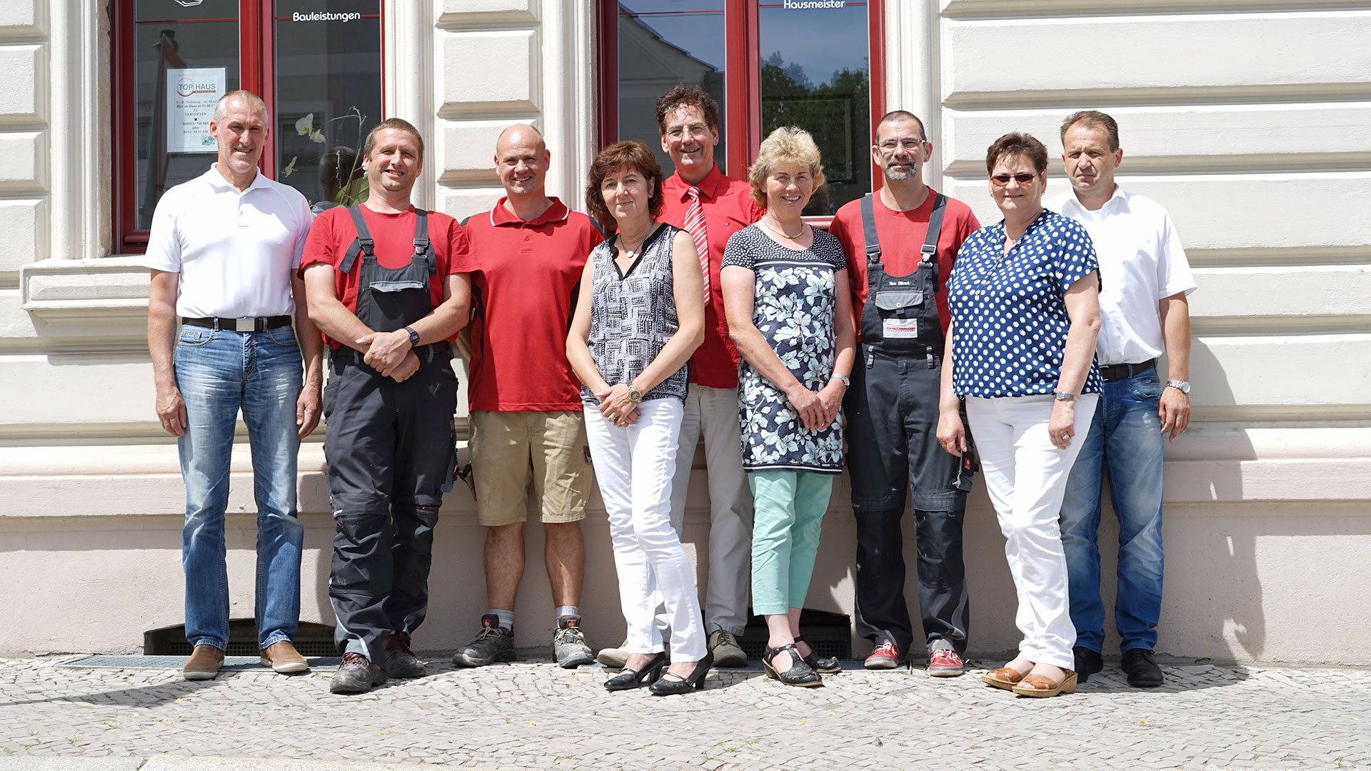 Top-Haus Management Team